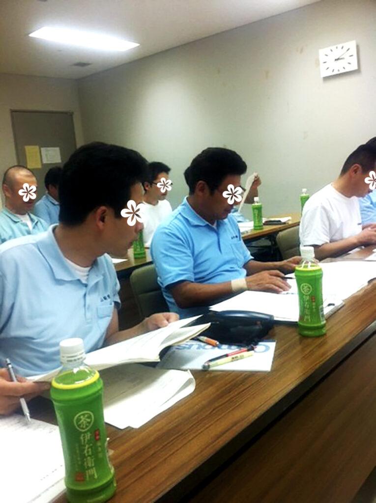 衛生管理者【第一種】講習会@山梨 2011/08/03~04