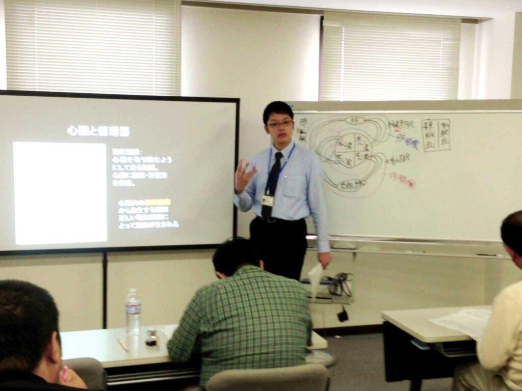 衛生管理者【第一種】講習会@大阪 2012/12/1~2