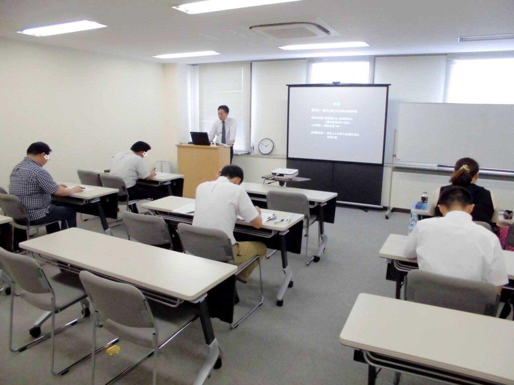 衛生管理者【第一種・第二種】講習会@大阪 2014/7/5~6