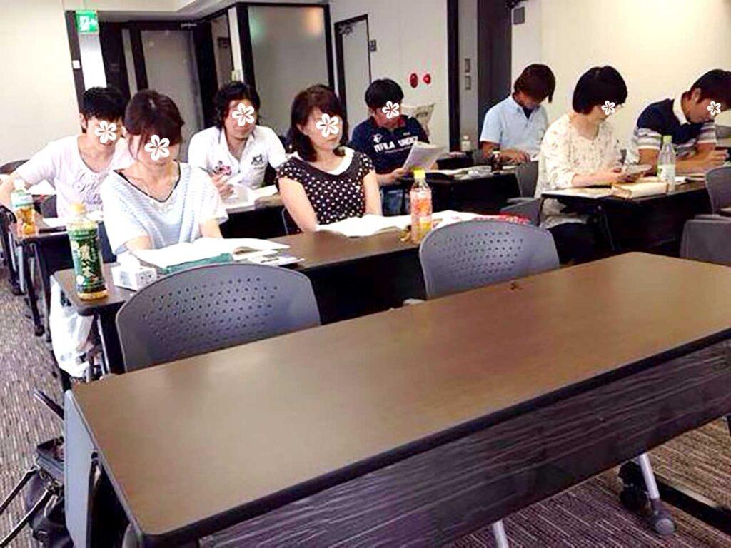 衛生管理者【第一種・第二種】講習会@東京 2014/8/23~24