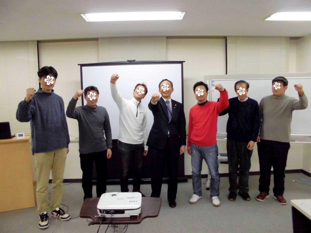 衛生管理者【第一種・第二種】講習会@大阪 2015/1/12~13