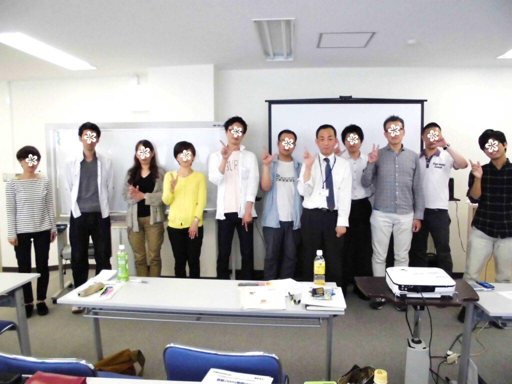 衛生管理者【第一種・第二種】講習会@大阪 2015/6/20~21