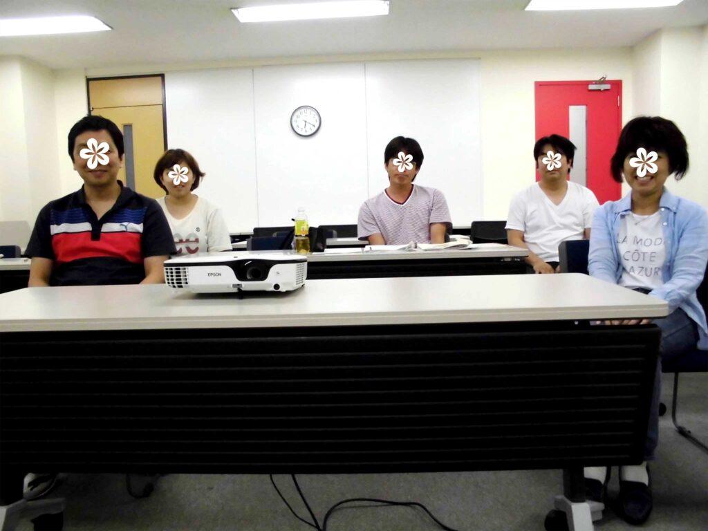 衛生管理者【第一種・第二種】講習会@大阪 2015/8/29~30