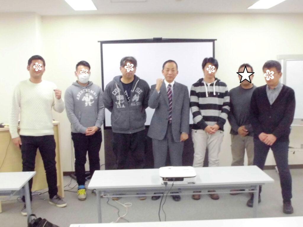 衛生管理者【第一種・第二種】講習会@大阪 2017/1/14~15