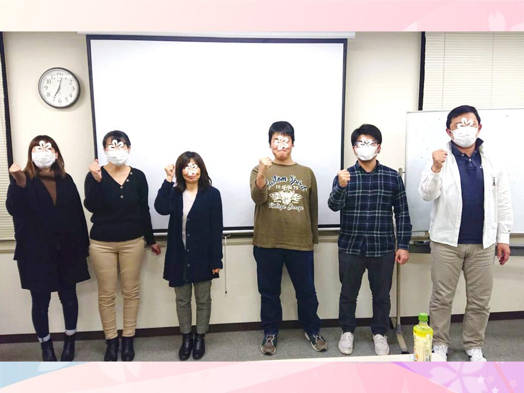 衛生管理者【第一種】講習会@大阪 2019/12/14-15