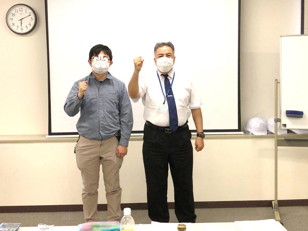 衛生管理者【第二種】講習会@大阪 2020/6/20~21