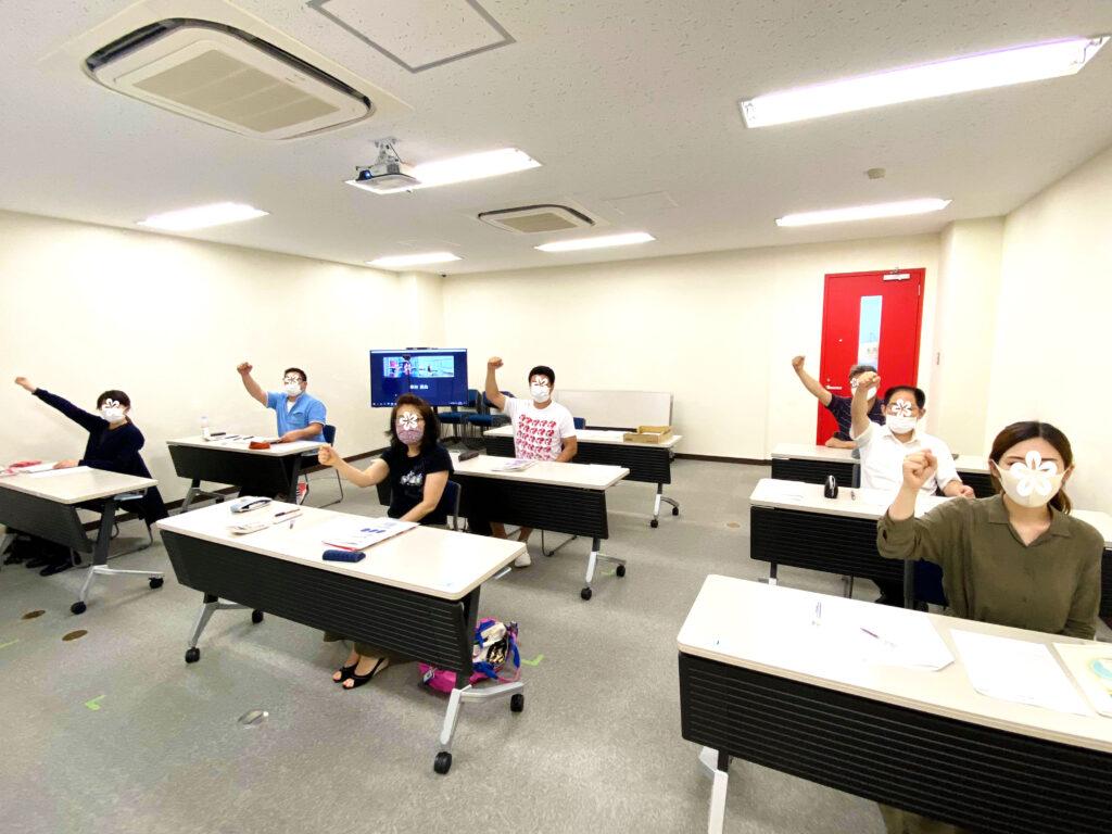衛生管理者【第二種】講習会@大阪 2020/7/25~26