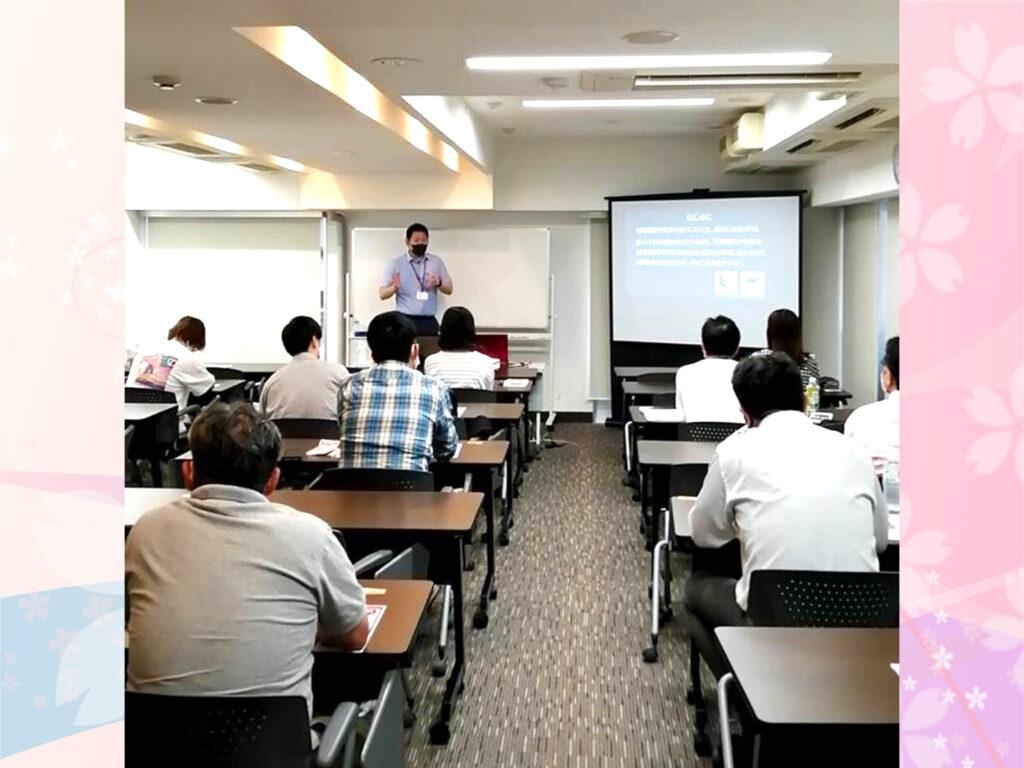 衛生管理者【第一種】講習会@東京 2021/6/19~20