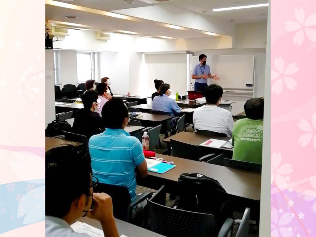衛生管理者【第一種】講習会@東京 2021/8/21~22