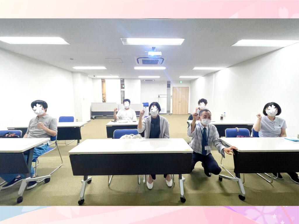 衛生管理者【第二種】講習会@大阪 2021/8/7~8